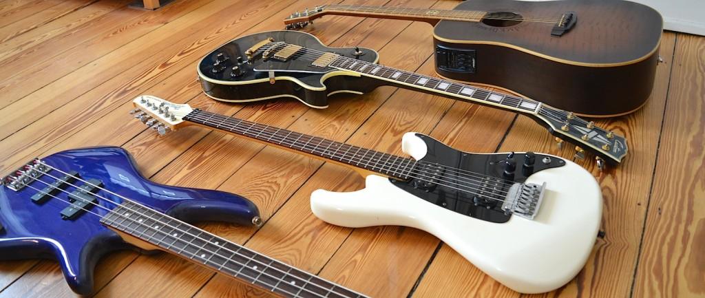 Vier_Gitarren